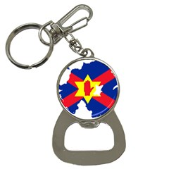 Ulster Nationalists Flag Map Of Northern Ireland Bottle Opener Key Chains