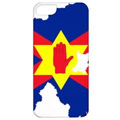 Ulster Nationalists Flag Map Of Northern Ireland Apple Iphone 5 Classic Hardshell Case
