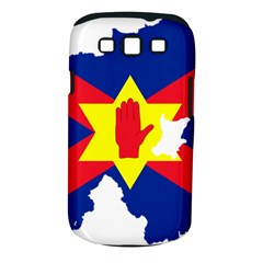Ulster Nationalists Flag Map Of Northern Ireland Samsung Galaxy S Iii Classic Hardshell Case (pc+silicone)