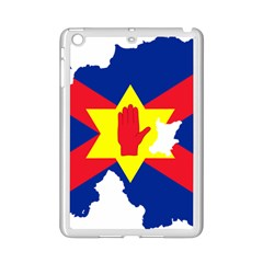 Ulster Nationalists Flag Map Of Northern Ireland Ipad Mini 2 Enamel Coated Cases