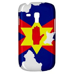 Ulster Nationalists Flag Map Of Northern Ireland Samsung Galaxy S3 Mini I8190 Hardshell Case