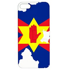 Ulster Nationalists Flag Map Of Northern Ireland Apple Iphone 5 Hardshell Case With Stand