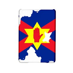 Ulster Nationalists Flag Map Of Northern Ireland Ipad Mini 2 Hardshell Cases by abbeyz71
