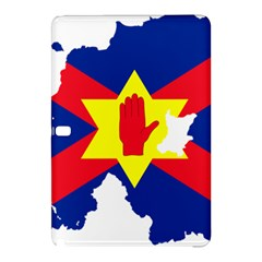 Ulster Nationalists Flag Map Of Northern Ireland Samsung Galaxy Tab Pro 10 1 Hardshell Case