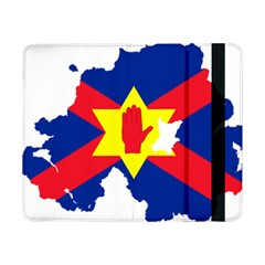 Ulster Nationalists Flag Map Of Northern Ireland Samsung Galaxy Tab Pro 8 4  Flip Case by abbeyz71
