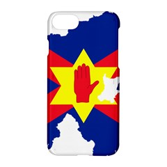 Ulster Nationalists Flag Map Of Northern Ireland Apple Iphone 7 Hardshell Case