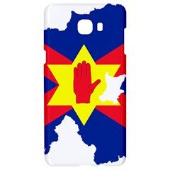 Ulster Nationalists Flag Map Of Northern Ireland Samsung C9 Pro Hardshell Case  by abbeyz71