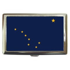 Flag Of Alaska Cigarette Money Case
