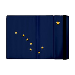 Flag Of Alaska Apple Ipad Mini Flip Case by abbeyz71