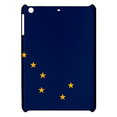 Flag Of Alaska Apple Ipad Mini Hardshell Case by abbeyz71