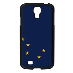 Flag Of Alaska Samsung Galaxy S4 I9500/ I9505 Case (black) by abbeyz71