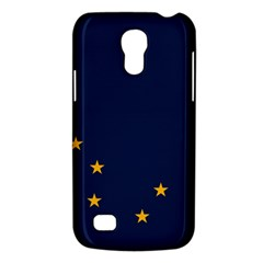 Flag Of Alaska Samsung Galaxy S4 Mini (gt I9190) Hardshell Case  by abbeyz71