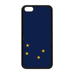 Flag Of Alaska Apple Iphone 5c Seamless Case (black)