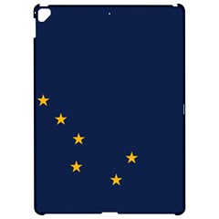 Flag Of Alaska Apple Ipad Pro 12 9   Hardshell Case