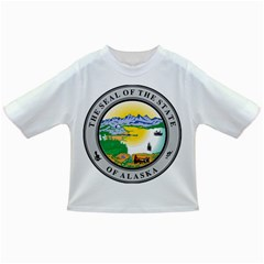 State Seal Of Alaska  Infant/toddler T Shirts