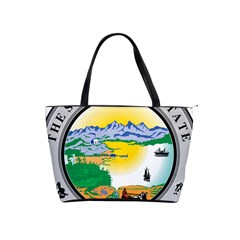State Seal Of Alaska  Classic Shoulder Handbag by abbeyz71