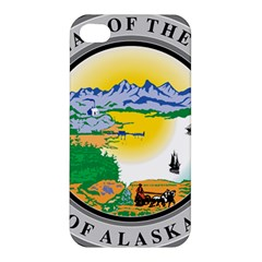 State Seal Of Alaska  Apple Iphone 4/4s Hardshell Case