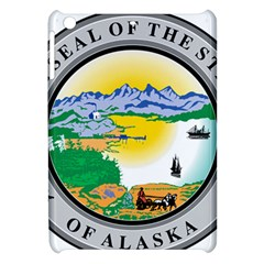 State Seal Of Alaska  Apple Ipad Mini Hardshell Case by abbeyz71