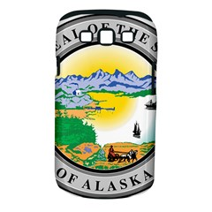 State Seal Of Alaska  Samsung Galaxy S Iii Classic Hardshell Case (pc+silicone)