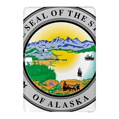 State Seal Of Alaska  Samsung Galaxy Tab Pro 10 1 Hardshell Case by abbeyz71