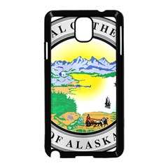 State Seal Of Alaska  Samsung Galaxy Note 3 Neo Hardshell Case (black)