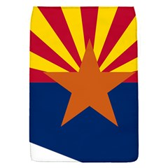 Flag Map Of Arizona Removable Flap Cover (s) by abbeyz71