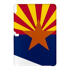 Flag Map Of Arizona Samsung Galaxy Tab Pro 10 1 Hardshell Case by abbeyz71