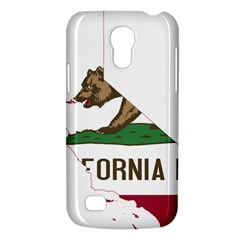 California Flag Map Samsung Galaxy S4 Mini (gt I9190) Hardshell Case  by abbeyz71