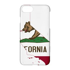 California Flag Map Apple Iphone 8 Hardshell Case