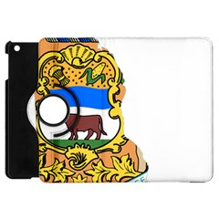 Flag Map Of Delaware Apple Ipad Mini Flip 360 Case by abbeyz71