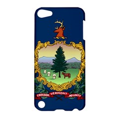 Flag Of Vermont Apple Ipod Touch 5 Hardshell Case by abbeyz71