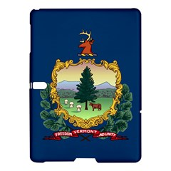 Flag Of Vermont Samsung Galaxy Tab S (10 5 ) Hardshell Case  by abbeyz71