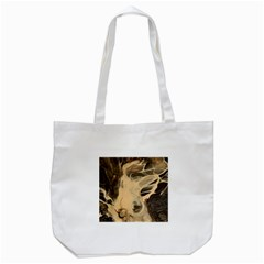 Smoke On Water Tote Bag (white) by WILLBIRDWELL