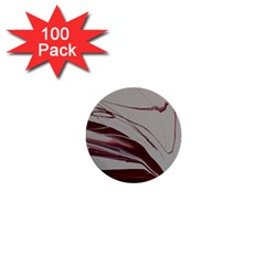 Wine 1  Mini Buttons (100 Pack)  by WILLBIRDWELL