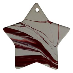 Wine Star Ornament (two Sides) by WILLBIRDWELL