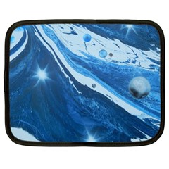 Star Maker Netbook Case (xl) by WILLBIRDWELL