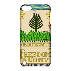 Great Seal Of Vermont Apple Ipod Touch 5 Hardshell Case With Stand by abbeyz71