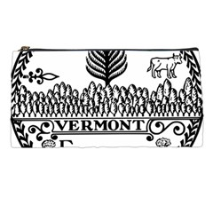 Great Seal Of Vermont Pencil Cases by abbeyz71