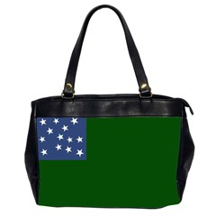 Flag Of Vermont Republic, 1777 1791 Oversize Office Handbag (2 Sides) by abbeyz71