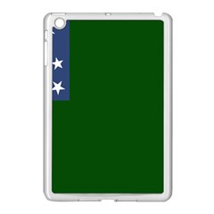 Flag Of The Green Mountain Boys Apple Ipad Mini Case (white) by abbeyz71