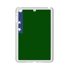 Flag Of The Green Mountain Boys Ipad Mini 2 Enamel Coated Cases by abbeyz71