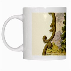 Coat Of Arms Of Vermont White Mugs by abbeyz71