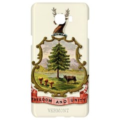 Coat Of Arms Of Vermont Samsung C9 Pro Hardshell Case  by abbeyz71