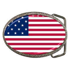 Flag Of Vermont, 1804 1837 Belt Buckles by abbeyz71