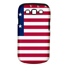 Flag Of Vermont, 1804 1837 Samsung Galaxy S Iii Classic Hardshell Case (pc+silicone) by abbeyz71