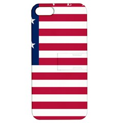 Flag Of Vermont, 1804 1837 Apple Iphone 5 Hardshell Case With Stand by abbeyz71