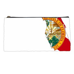 Flag Map Of Florida  Pencil Cases