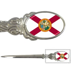 Flag Of Florida Letter Opener by abbeyz71