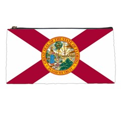 Flag Of Florida Pencil Cases by abbeyz71