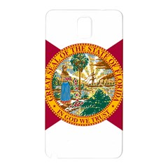 Flag Of Florida Samsung Galaxy Note 3 N9005 Hardshell Back Case